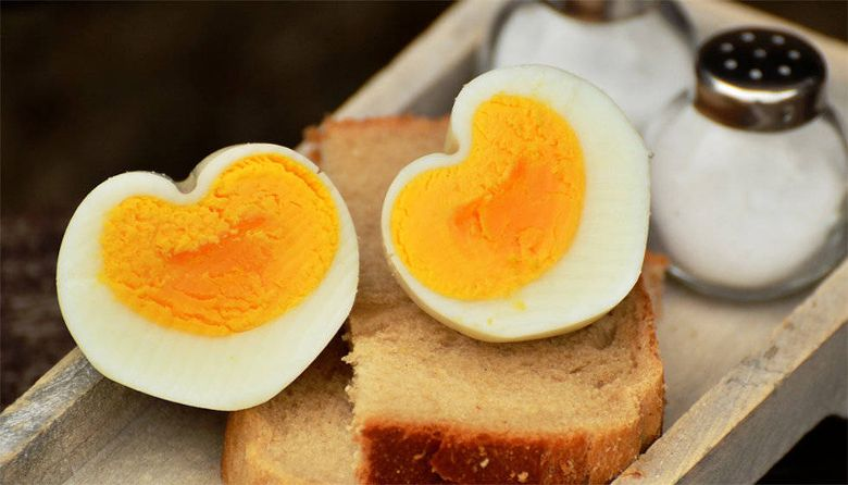 perfect zacht gekookt eitje