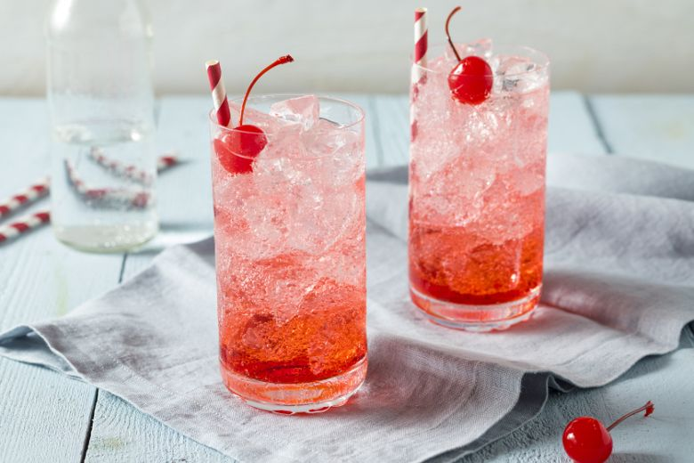 Shirley temple zonder alcohol